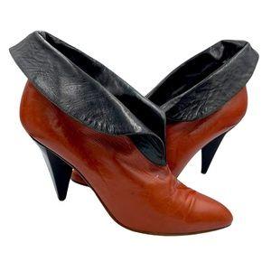 💎Collectors💎 MAUD FRIZON VINTAGE leather boots